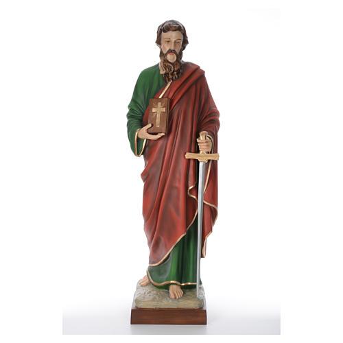 Saint Paul cm 160 painted fiberglass 1