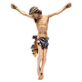 Cuerpo de Cristo 60 cm fibra de vidrio pintada s1
