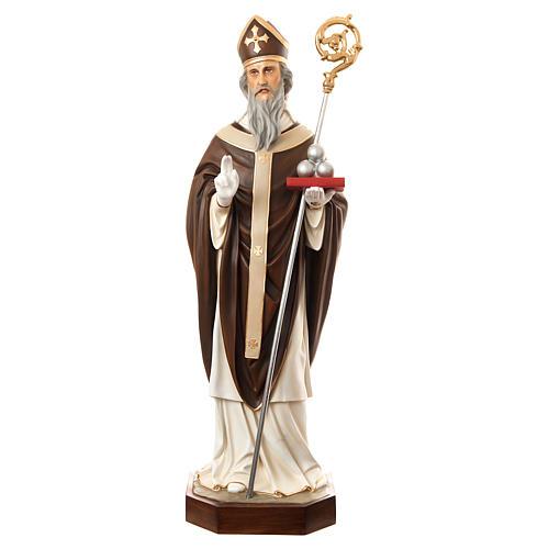 San Nicola di Bari 170 cm vetroresina dipinta 1
