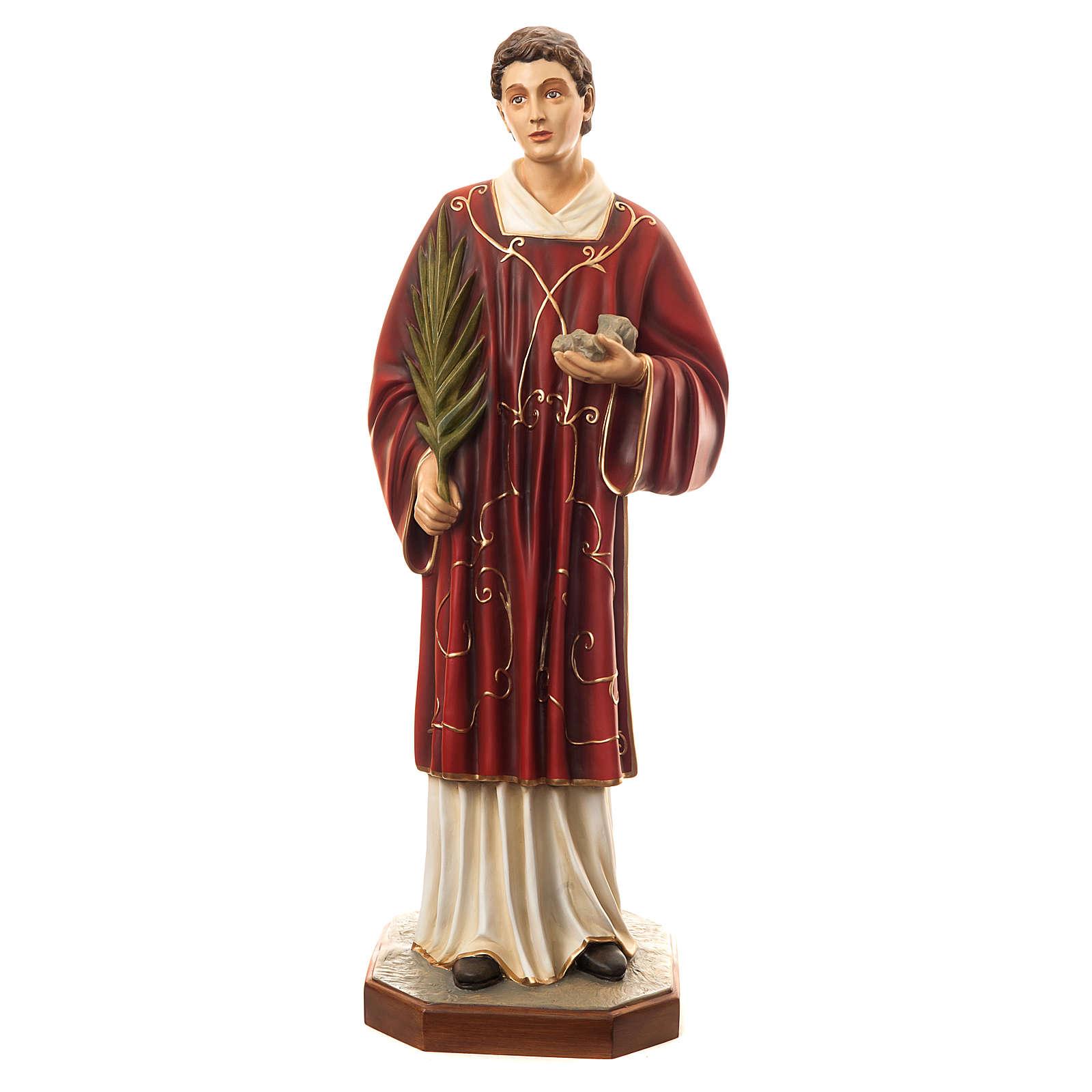 Santo Stefano 110 cm vetroresina dipinta finitura speciale 4