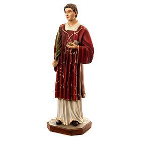 Santo Stefano 110 cm vetroresina dipinta finitura speciale s2