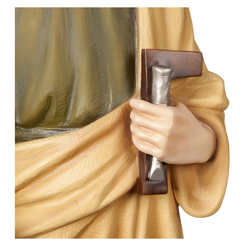 Fiberglass Statue St Joseph Working 100 cm for OUTDOORS 3