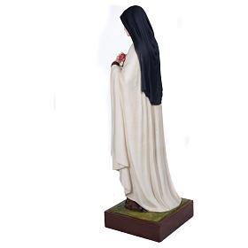 Statua Santa Teresa 100 cm Vetroresina PER ESTERNO s9