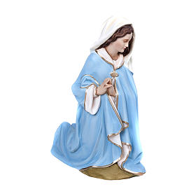 Statue of Nativity Scene in fibreglass 80 cm for EXTERNAL USE s7
