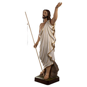 Auferstandener Christus 85cm Fiberglas AUSSENGEBRAUCH s4
