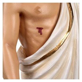Auferstandener Christus 85cm Fiberglas AUSSENGEBRAUCH s7