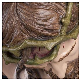 Estatua Cuerpo de Cristo fibra de vidrio 160 cm PARA EXTERIOR s14