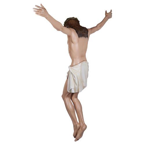 Estatua Cuerpo de Cristo fibra de vidrio 160 cm PARA EXTERIOR 15