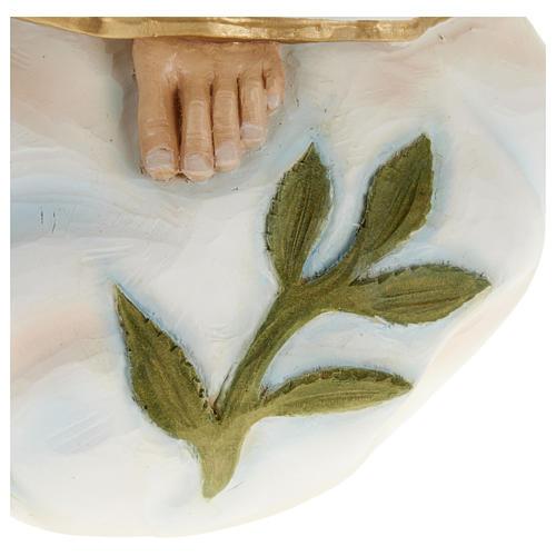 Nossa Senhora de Fátima 60 cm fibra de vidro PARA EXTERIOR 7