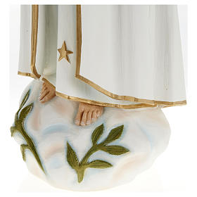 Our Lady of Fatima Statue 60 cm in Fiberglass FOR OUTDOORS s6