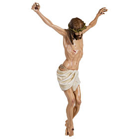 Body of Christ in fibreglass 100 cm for EXTERNAL USE s7