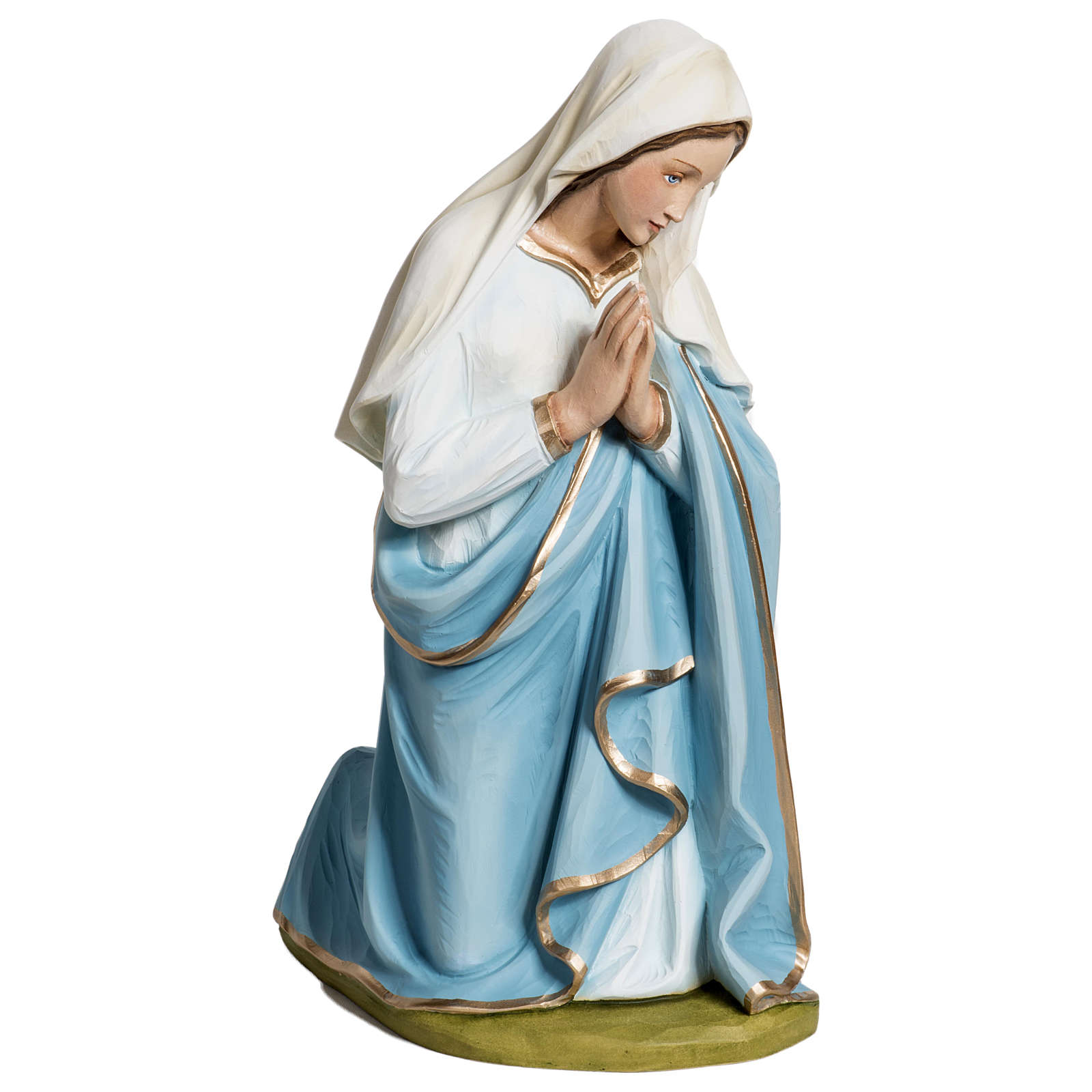 Holy Family in fibreglass 60 cm for EXTERNAL USE 4