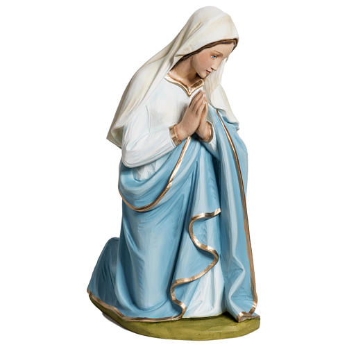 Holy Family in fibreglass 60 cm for EXTERNAL USE 5
