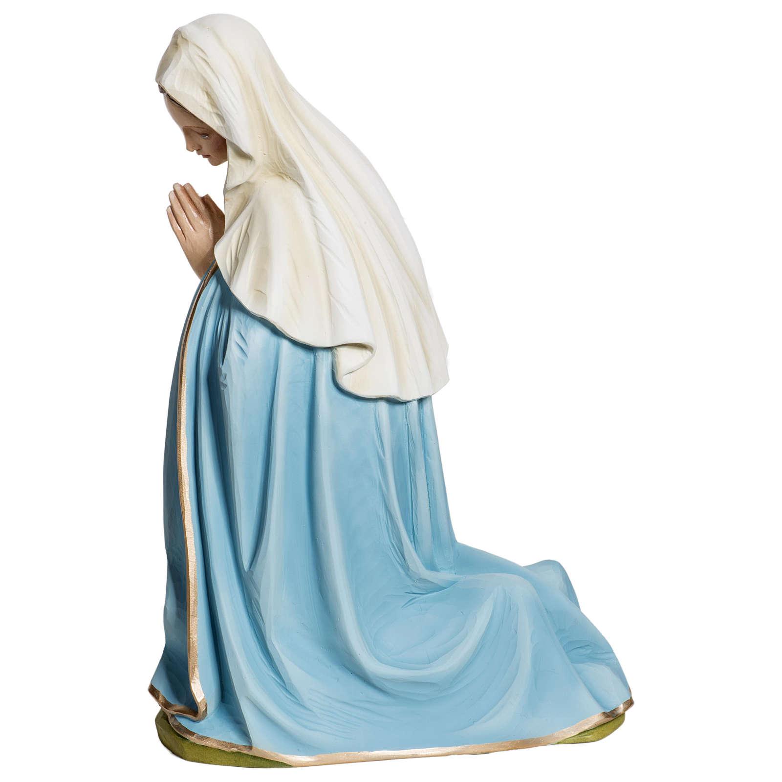 Estatua Nacimiento en fibra de vidrio 60 cm PARA EXTERIOR 4