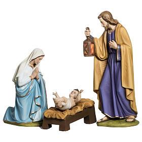 Sainte Famille fibre de verre 60 cm POUR EXTÉRIEUR s1