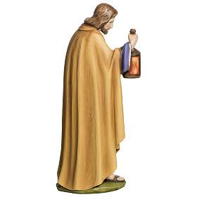 Statua Natività 60 cm fiberglass PER ESTERNO s9