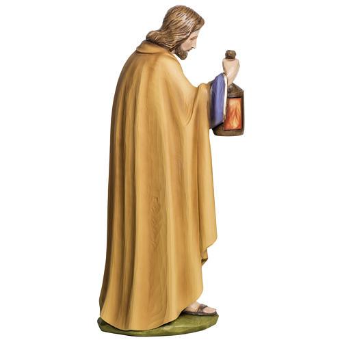 Statua Natività 60 cm fiberglass PER ESTERNO 9