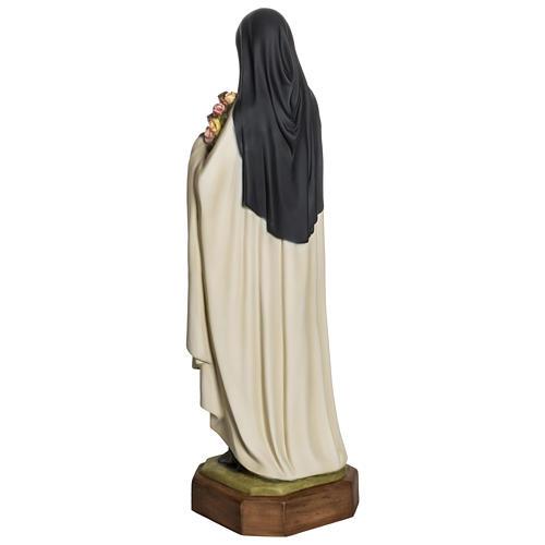 Statua Santa Teresa di Lisieux 80 cm fiberglass PER ESTERNO 8