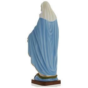 Statua Madonna Immacolata 100 cm vetroresina PER ESTERNO s8