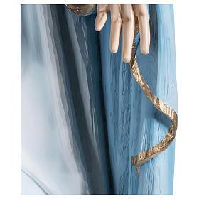 Estatua Inmaculada fibra de vidrio 100 cm PARA EXTERIOR s8
