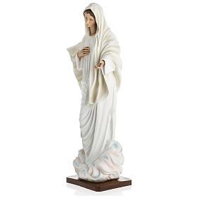 Medjugorje statue fibreglass 60 cm special finish EXTERNAL USE s3