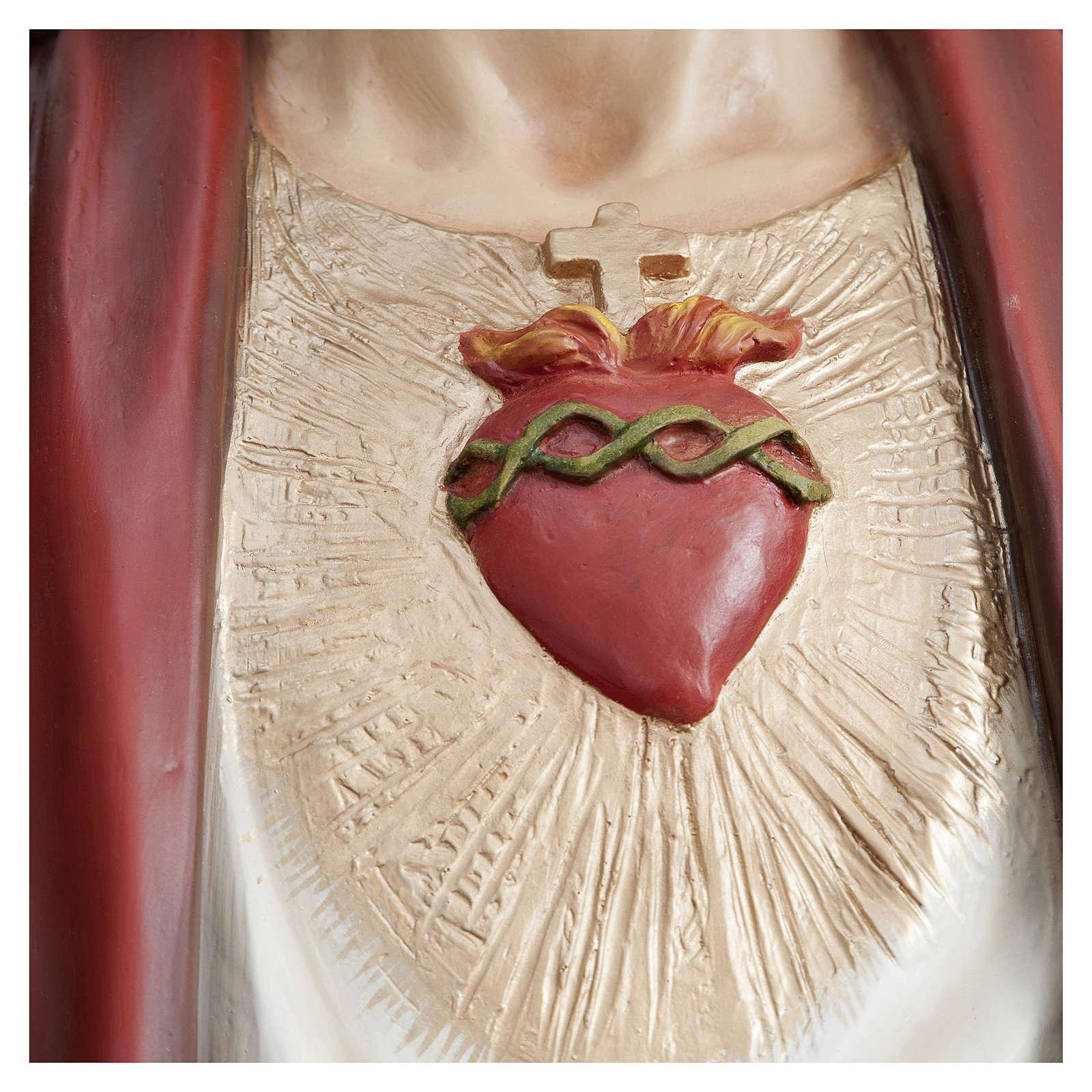 Estatua Cristo Redentor 200 cm fibra de vidrio PARA EXTERIOR 4