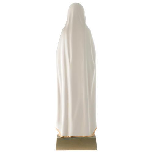 Mary Rosa Mystica Statue, 70 cm in fiberglass FOR OUTDOORS 4