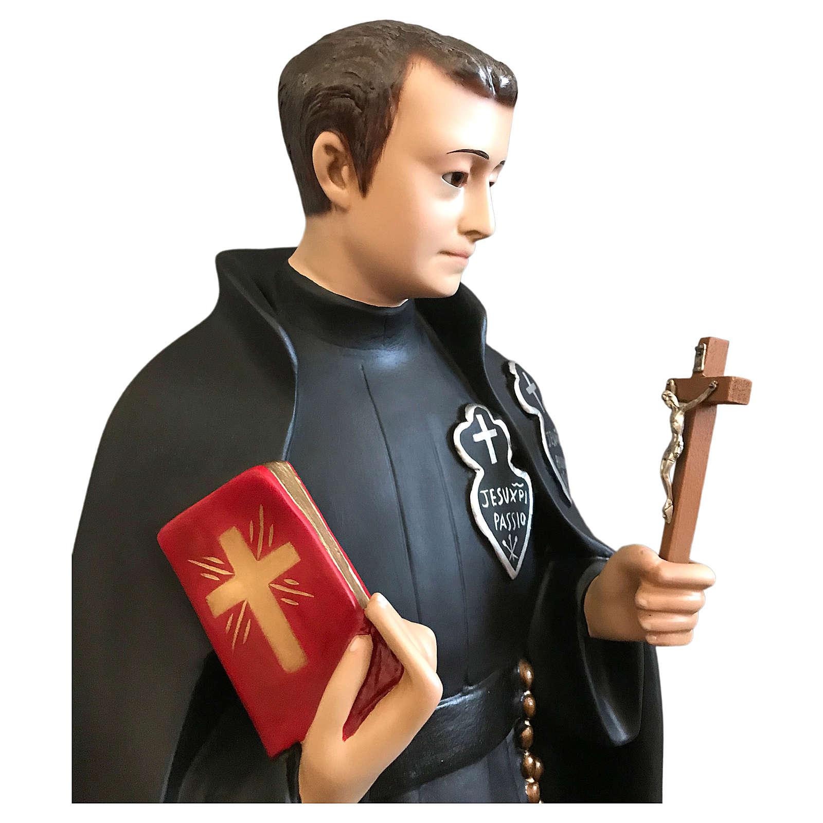 Statue of St. Gabriel 80 cm 4