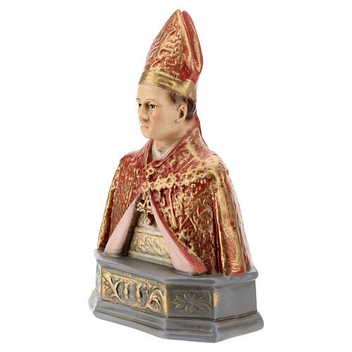 Half-bust of St. Januarius 15 cm 3