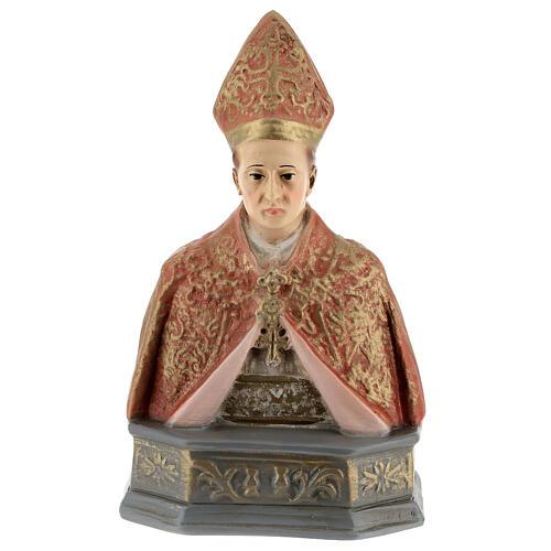 Half-bust of St. Januarius 15 cm 1