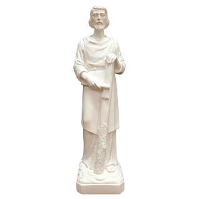 Statue of St. Joseph the worker 80 cm FOR EXTERNAL USE s1