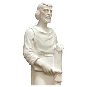Statue of St. Joseph the worker 80 cm FOR EXTERNAL USE s2