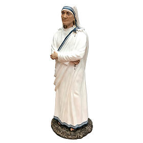 Statue of Mother Theresa of Calcutta with arms crossed 110 cm s2