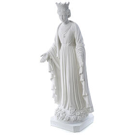 Our Lady of Purity statue in composite marble 70 cm s3