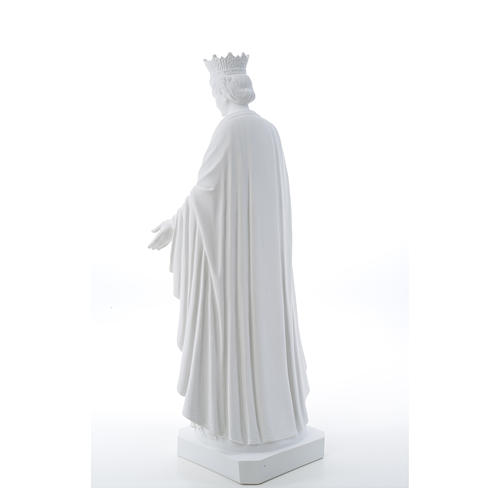 Our Lady of Purity statue in composite marble 70 cm 7
