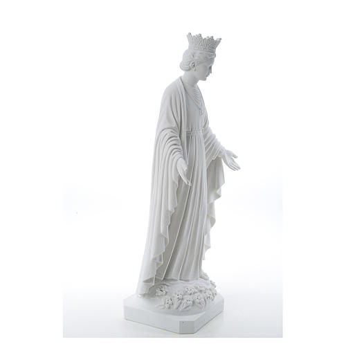 Our Lady of Purity statue in composite marble 70 cm 4