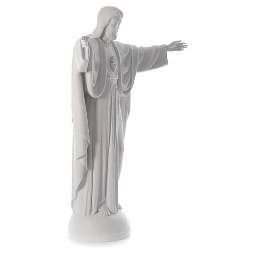 Christ the Redeemer statue in fiberglass 160 cm 3