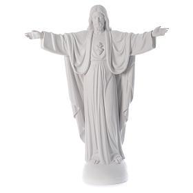 Cristo Redentor fibra de vidrio 160 cm s1