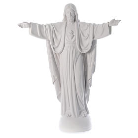 Cristo Redentor fibra de vidro 160 cm