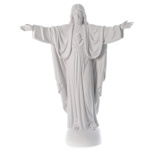 Christ the Redeemer statue in fiberglass 160 cm 1