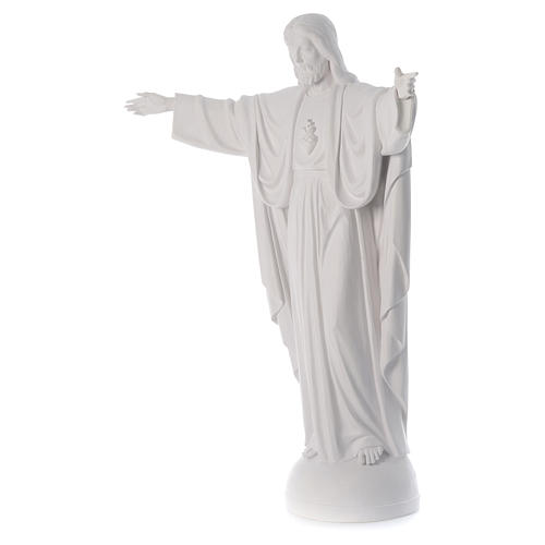 Christ the Redeemer statue in fiberglass 160 cm 2