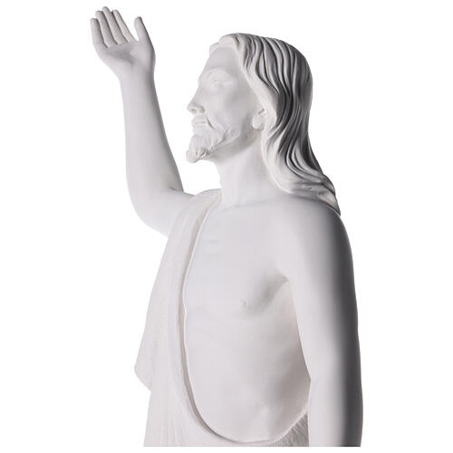 Christ Rédempteur statue pour extérieur 90 cm 9