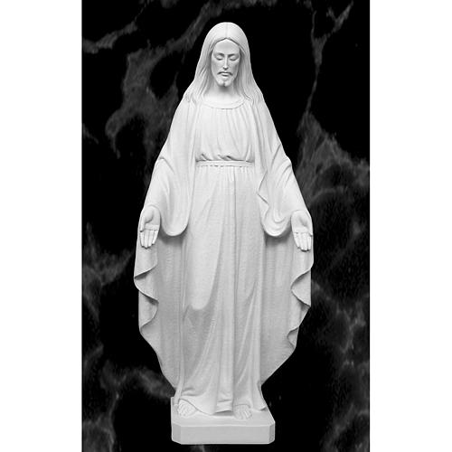 Christ the Redeemer statue  in reconstituted Carrara Marble, 130 1