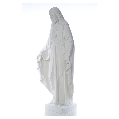 Christ the Redeemer statue in composite Carrara Marble, 130 6