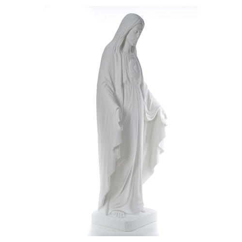 Christ the Redeemer statue  in reconstituted Carrara Marble, 130 9