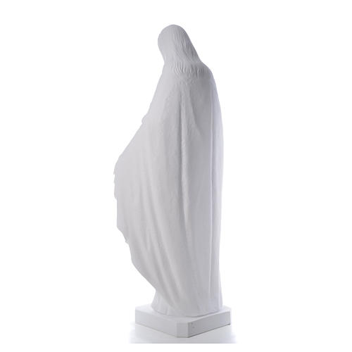 Christ the Redeemer statue in composite Carrara Marble, 130 12