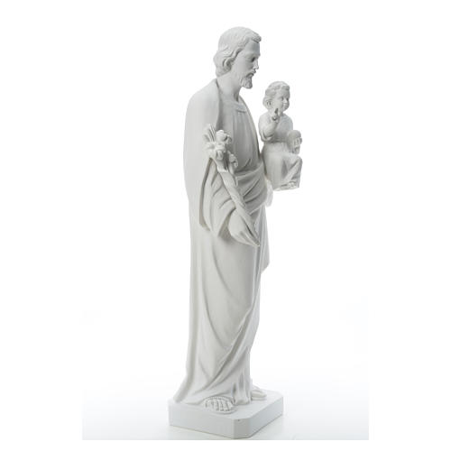San José polvo de mármol 100 cm 8