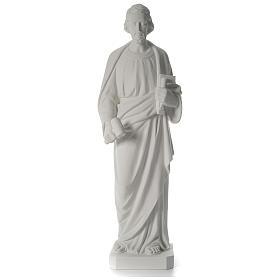 San Giuseppe Falegname 100 cm marmo s7