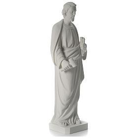 San Giuseppe Falegname 100 cm marmo s11