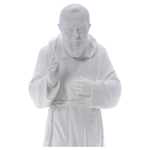 San Pío 60cm de mármol sintético